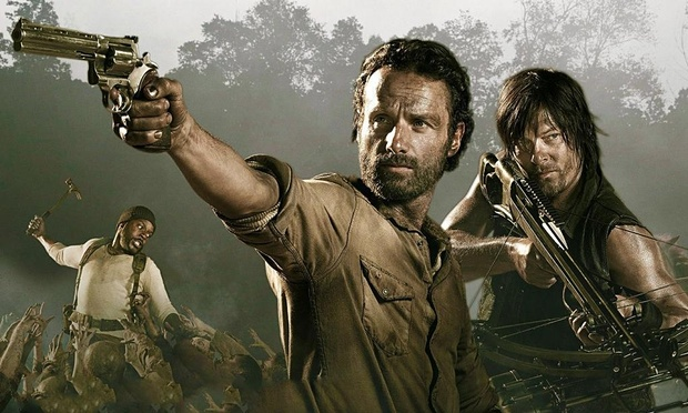 Walking Dead Episode Prompts Call To Police