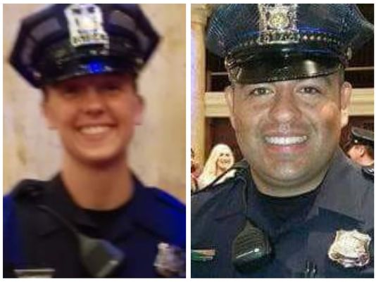 2 Officers Killed In Fiery Crash