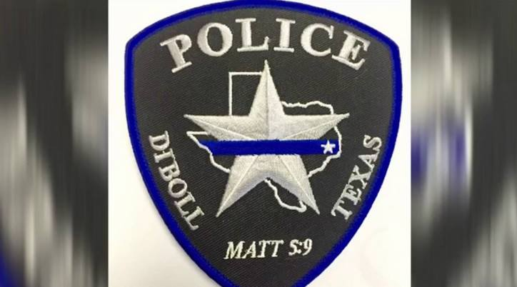 Texas Agency Places Bible Verse on Uniform Patch
