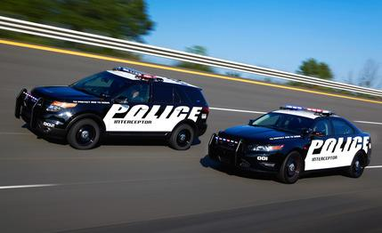Ford To Offer Police Car Doors That Stop Bullets