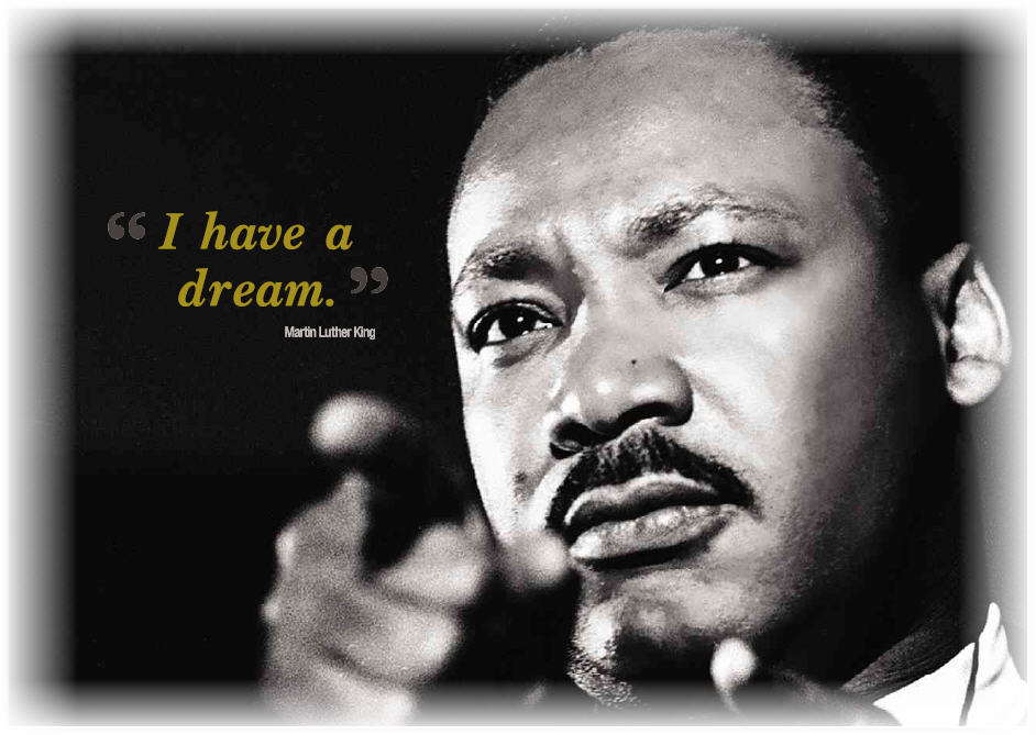 Martin Luther King Jr. & Black Lives Matter