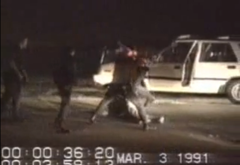 Rodney King – 25 Years Later