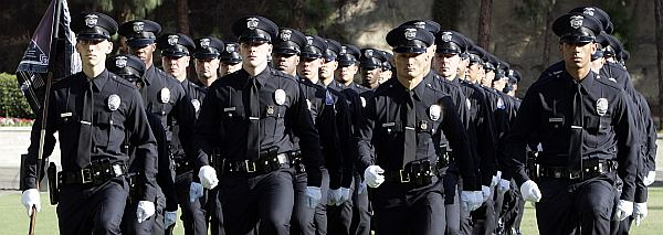 L.A. Police Commission Approves Proposals To Change Use Of Force Training