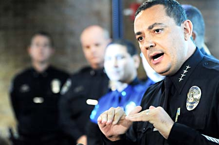 Austin Police Chief Reprimanded, Loses 5 Days Pay