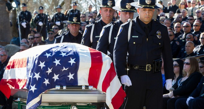 ACLU Continues Attacks On 'Blue Lives Matter' Bills
