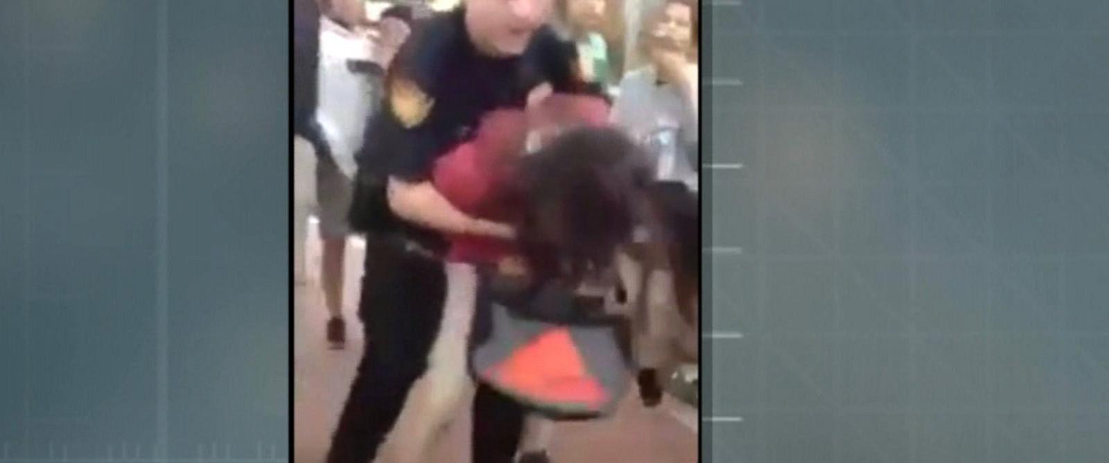 San Antonio Schools Fire Officer Accused of Excessive Force on Student