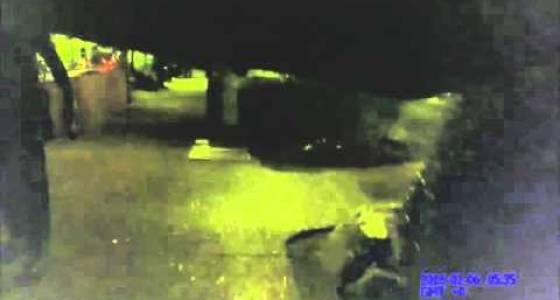 Body Camera Captures Death of Seaside Sergeant