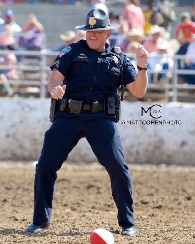 Clovis Cops Can Dance