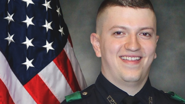 Slain Euless Police Officer's Sister Posts Touching Tribute Online