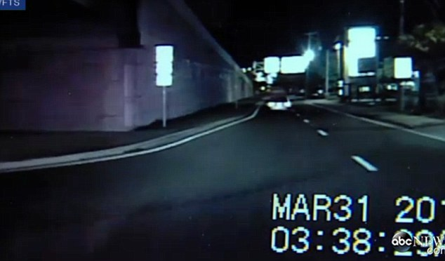 Video Shows Pursuit Crash of 3 Teenage Girls That Drown
