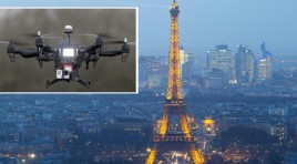 Paris Police Seeking Drones For Crowd Surveillance
