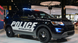 Ford Interceptor Recalled
