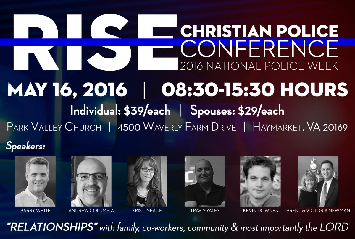 Law Officer Featured at the RISE Conference