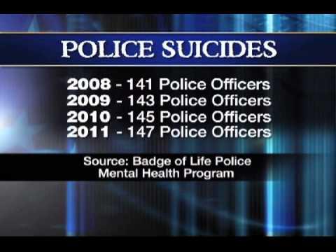 Breaking The Silence:  Suicide Prevention In Law Enforcement