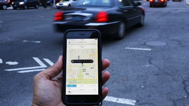 Uber Has Been Tracking Cops That Downloaded Their App