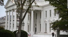 Secret Service Calls For Taller, Stronger Fence Around White House