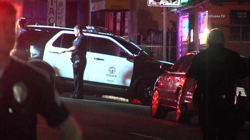 LAPD Officer Shot, Suspect Killed