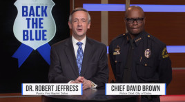Get Over It: Controversy Surrounds Dallas Police And Local Church