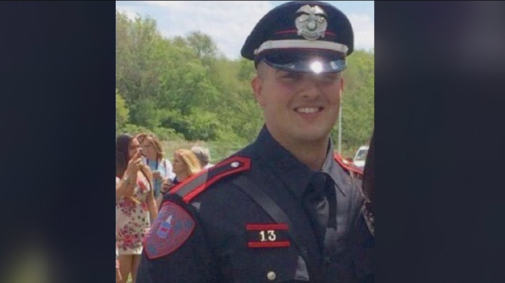 Rhode Island Officer Killed In Deadly Crash