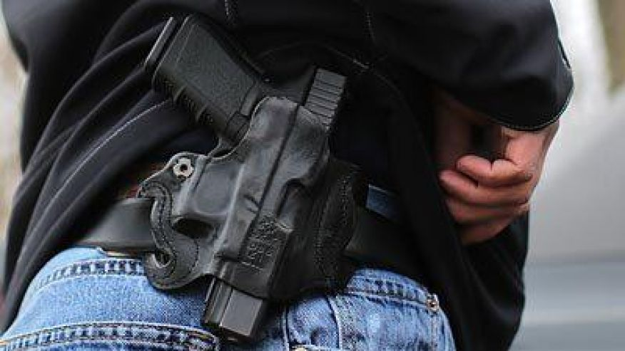 Appeals Court: No Constitutional Right To Carry Concealed Guns