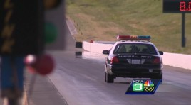 Police Drag Race Teens To Educate Them On Driving Dangers