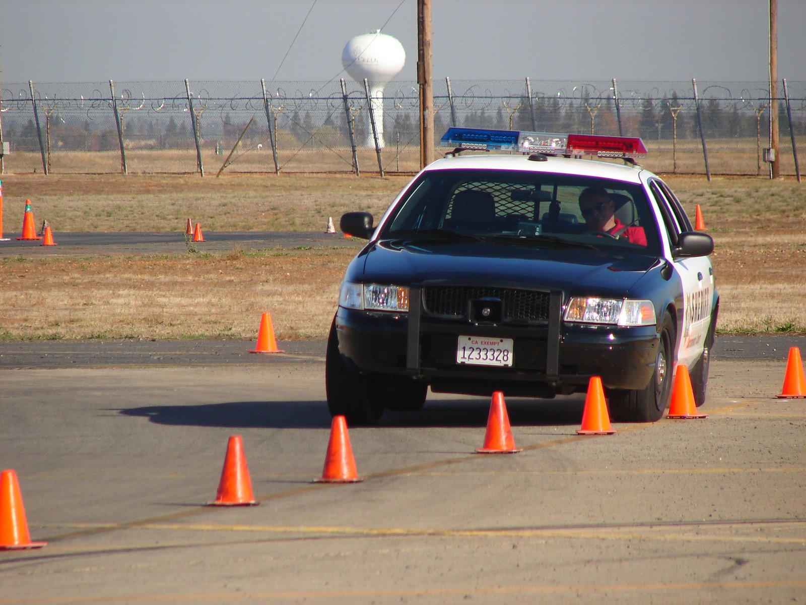 Why You Should Use Your Own Police Vehicle for Training