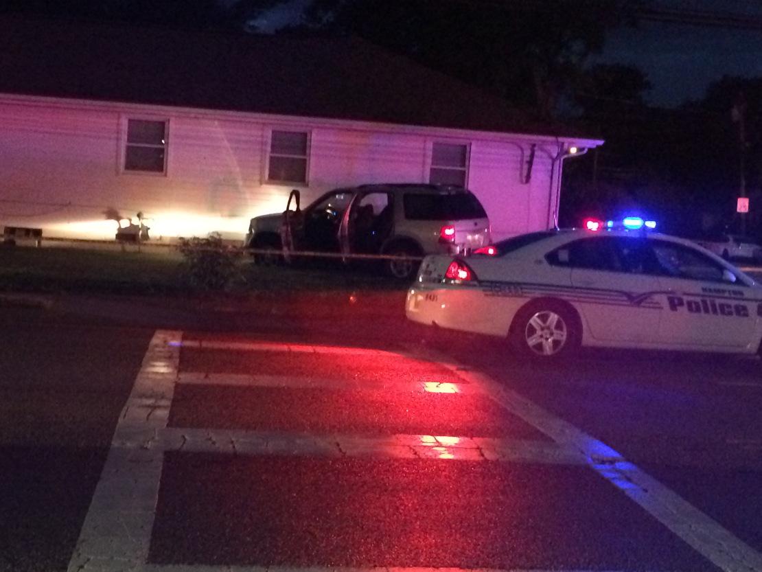 Suspect In Custody After Firing Shots At Virginia Trooper