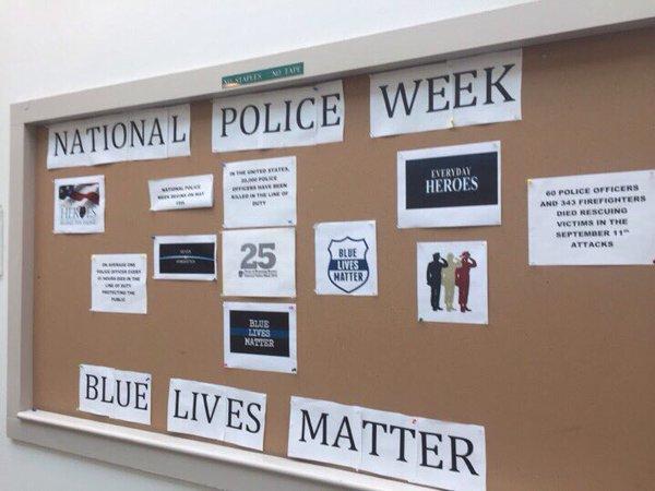 Dartmouth BLM Protesters Destroy Police Memorial