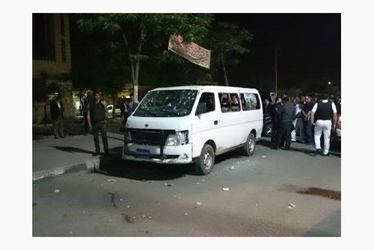 8 Egyptian Officers Killed In Ambush