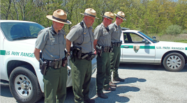 Civil Rights Group Says Park Rangers' Uniforms Are 'Threatening' to Latinos