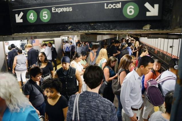 Homeland Security To Release Harmless Gas In NYC Subway