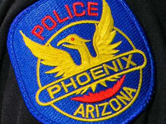 Phoenix Police Shoot Suspect