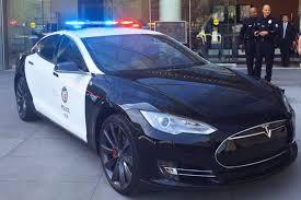 Tesla in Hot Pursuit of Police Market