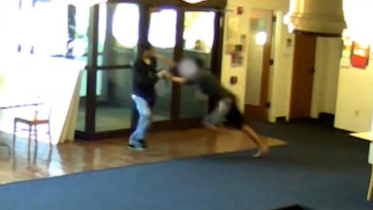 Watch: Dramatic Video Shows Student Disarming Shooter At Seattle Pacific University