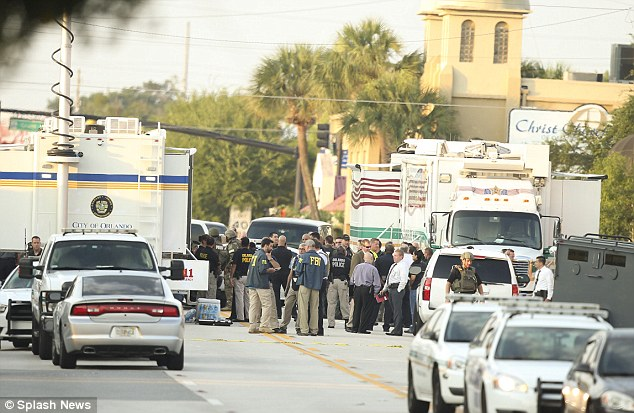 Mateen Told Police He Had Strapped Bombs To Hostages