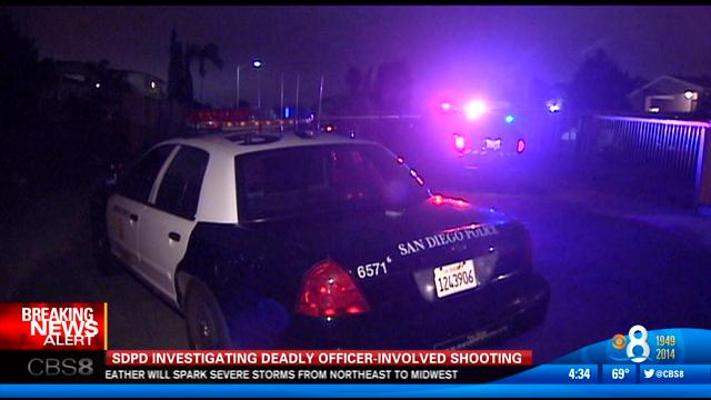 Video: San Diego Police Kill Machete Wielding Man