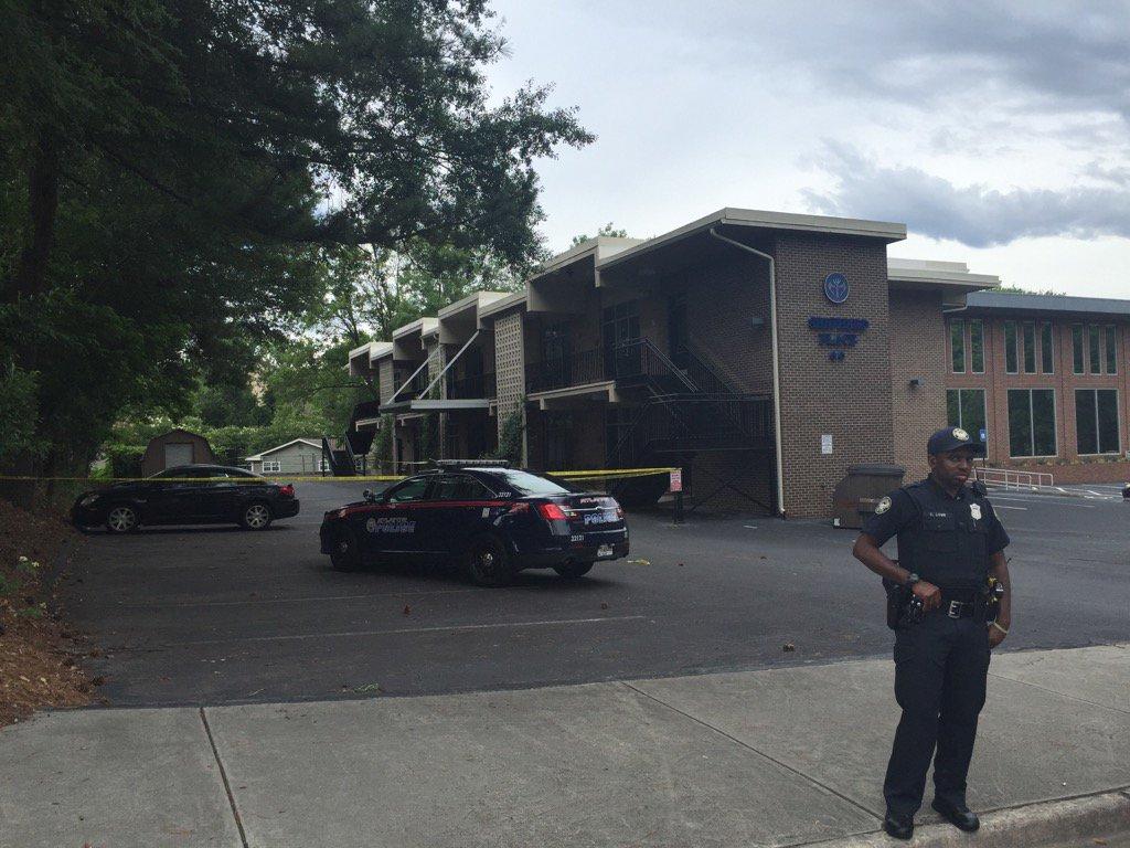 Atlanta Police Officer Shot, Saved By Vest