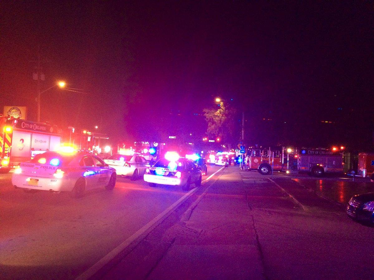Video:  Police Shoot And Kill Orlando Terrorist