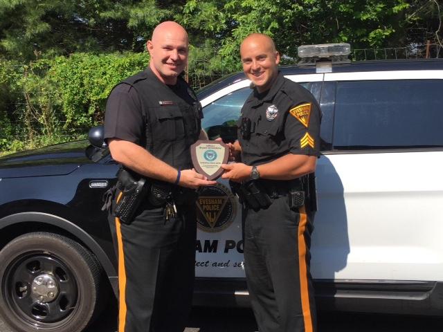 SafeWise Heroes: Officer Bryan Strockbine