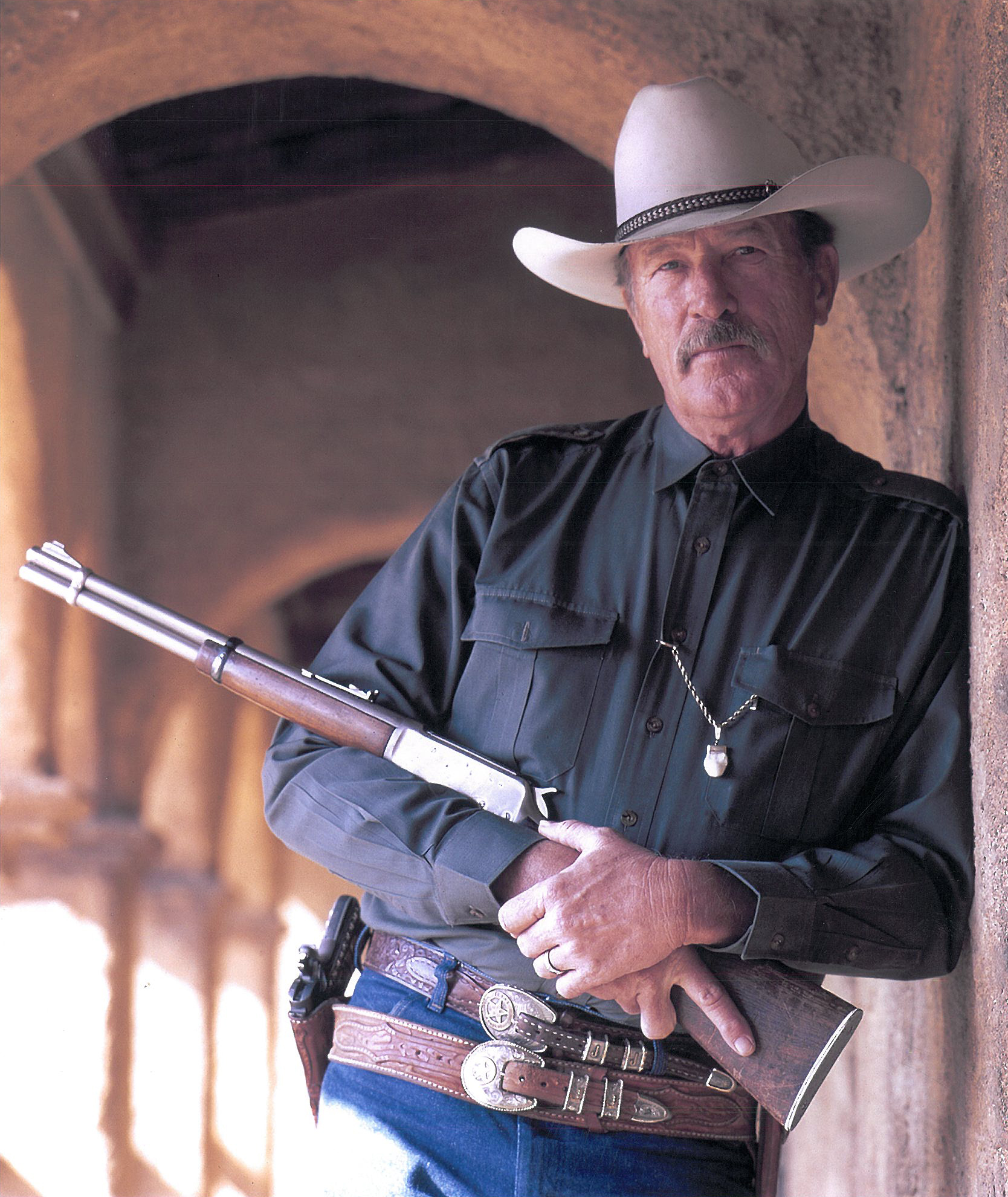 Legendary Texas Ranger Dies