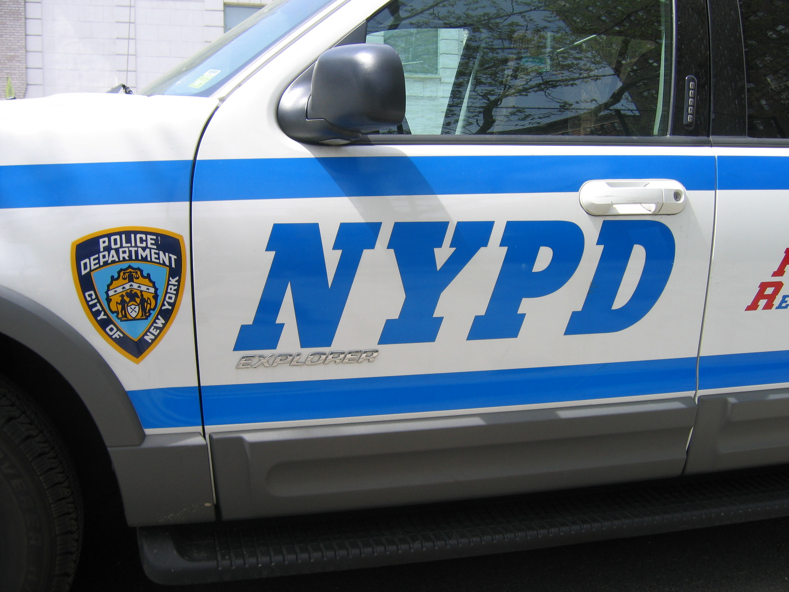 NYPD To Install Bulletproof Windows In Patrol Cars