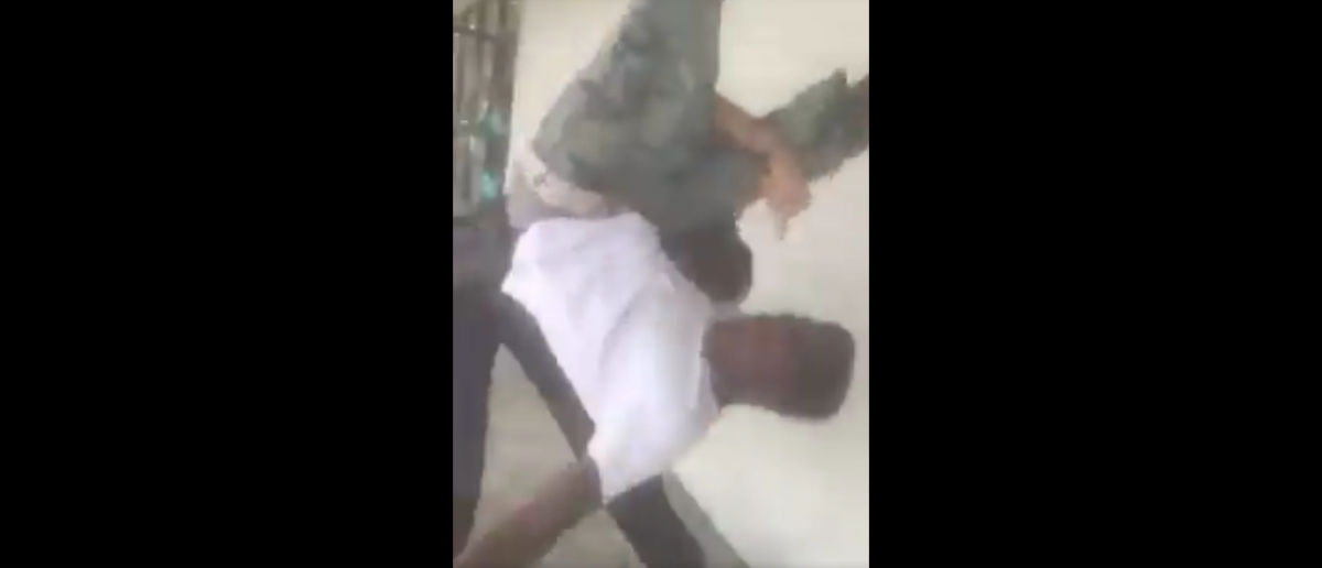 Mississippi Officer Body Slams Teenager