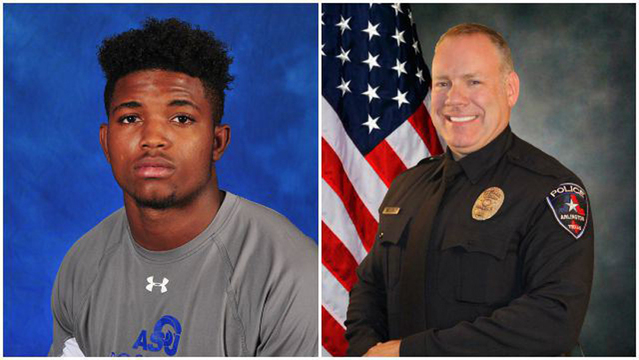 Grand Jury declines to indict Arlington officer for shooting teen at dealership