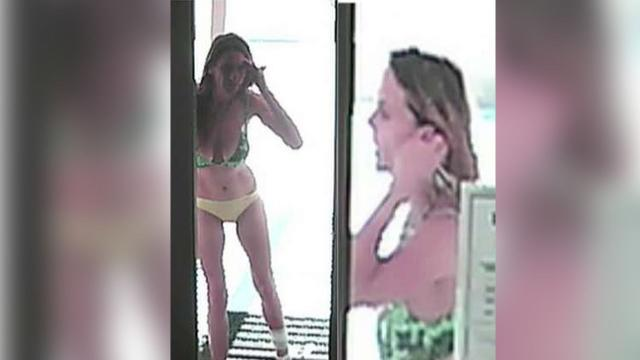 Bikini Bandit On The Loose In Southern California