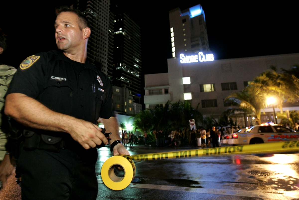 Orlando Police Release Names Of Officers Involved In Shooting Terrorist