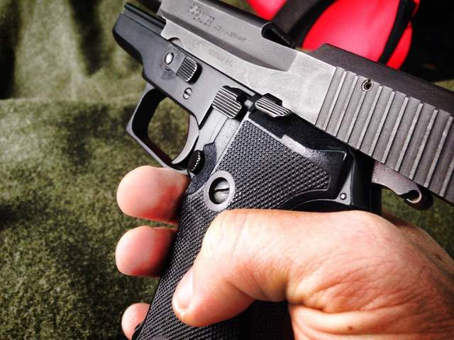 Teachers Could Carry Guns at School If Bill Passes in South Carolina
