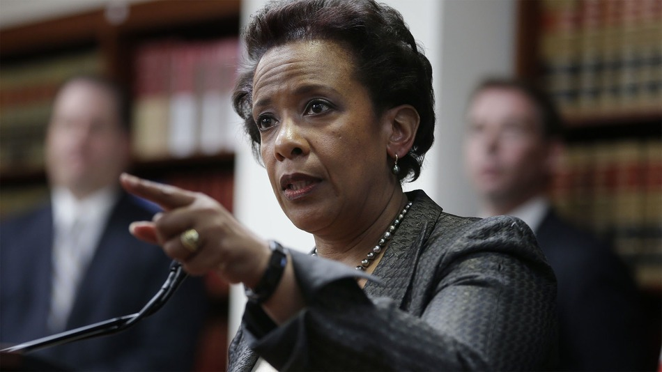 Loretta Lynch: Police Are This Era's Civil Rights Struggle