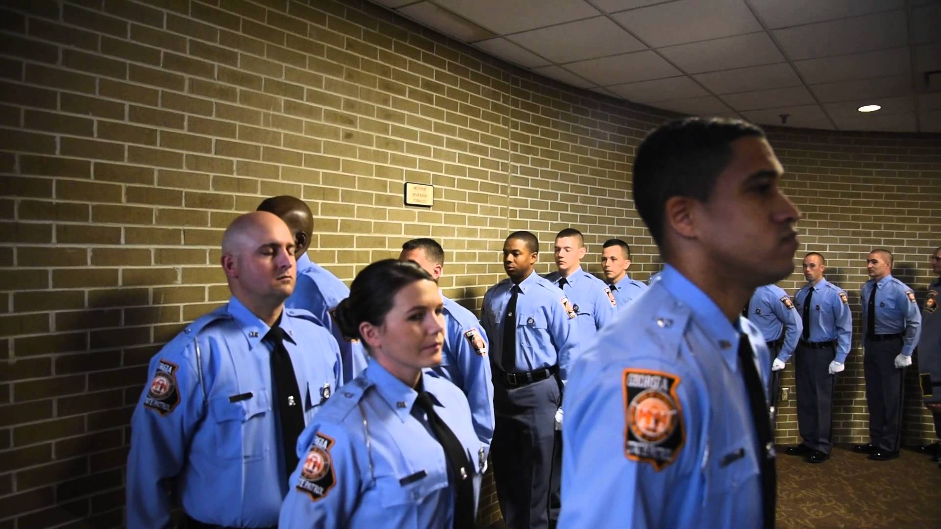 Few Cadets Make It Through Georgia Trooper School