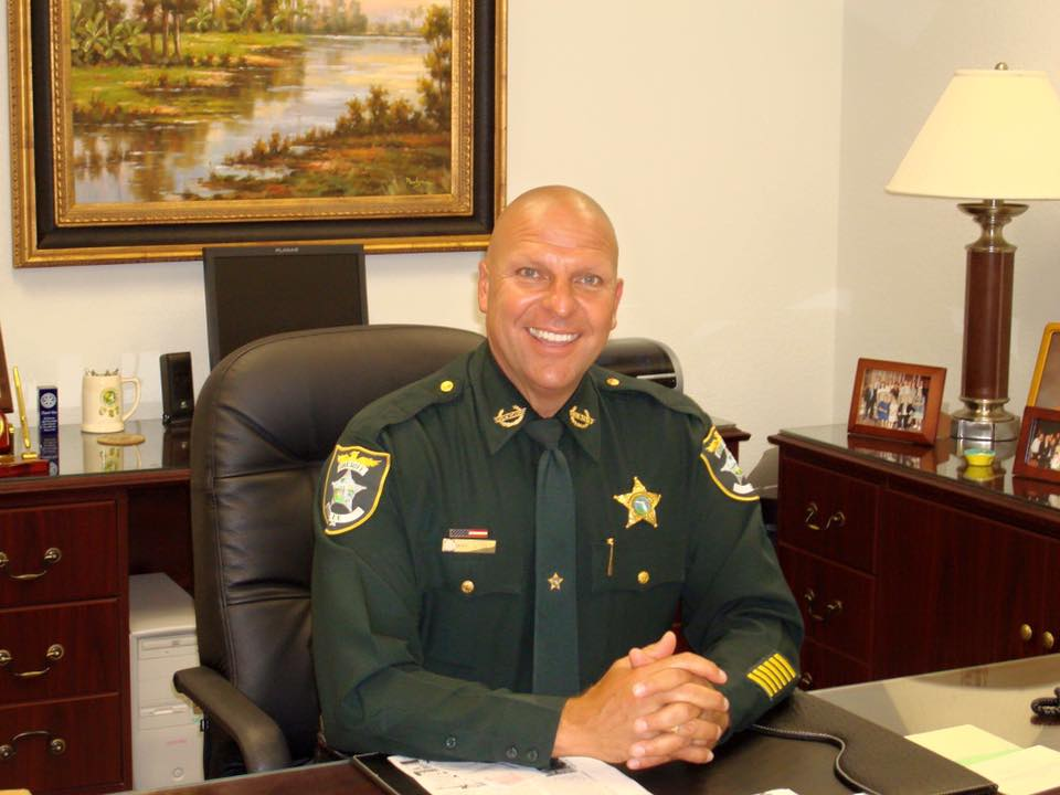 Florida Sheriff Calls Obama 'Hypocrite' For His Stance On Armored Vehicles
