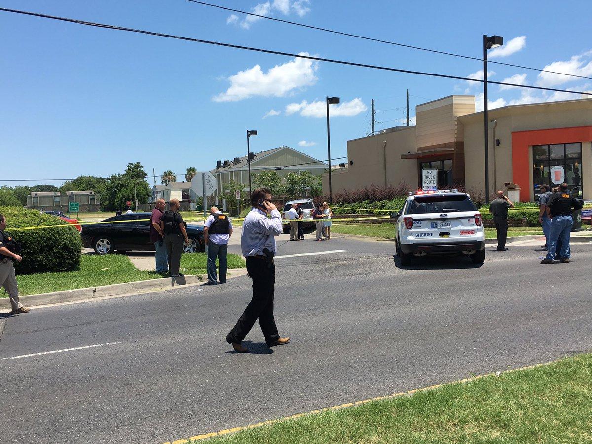 Louisiana Deputy Shot And Killed